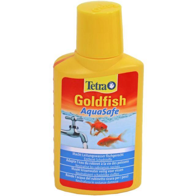 Tetra Aquasafe voor Goudvissen - 100 ml