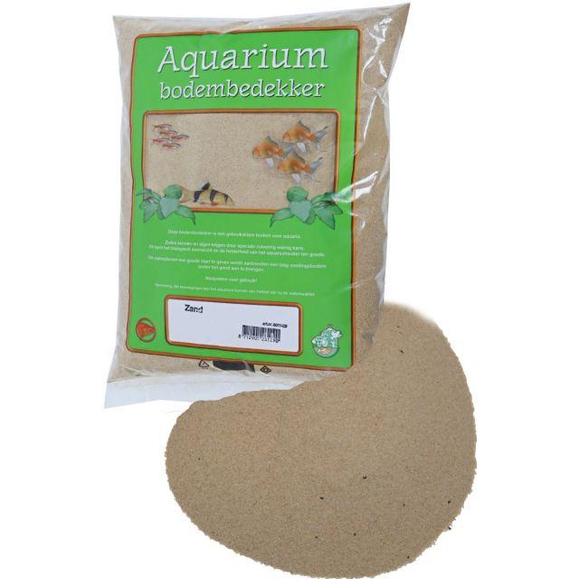Aquarium zand zak -8 kg.