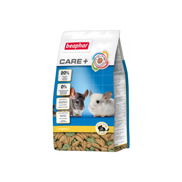 Care+ Chinchilla - 1,5 kg