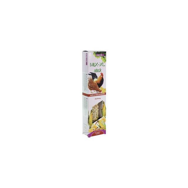 Esve Mix-Stick Pluimvee Mais + Meelwormen -1 stuk