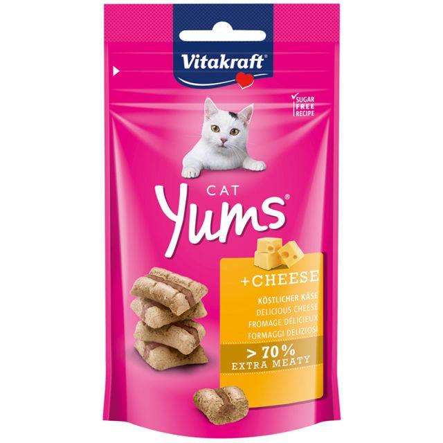 Vitakraft Cat Yums met Kaas -40 gram