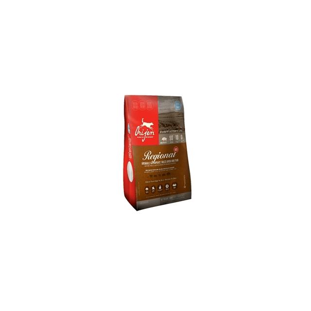 Orijen Freeze-Dried Dog Regional Red 12 Medallions 170 gr