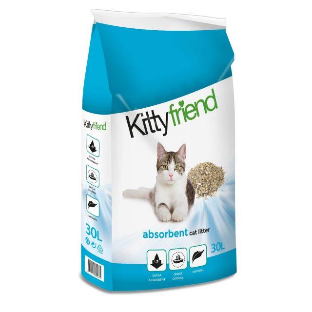 Kitty Friend Absorbents -30 ltr