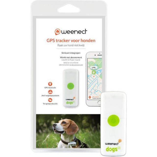 Weenect GPS Tracker Hond2