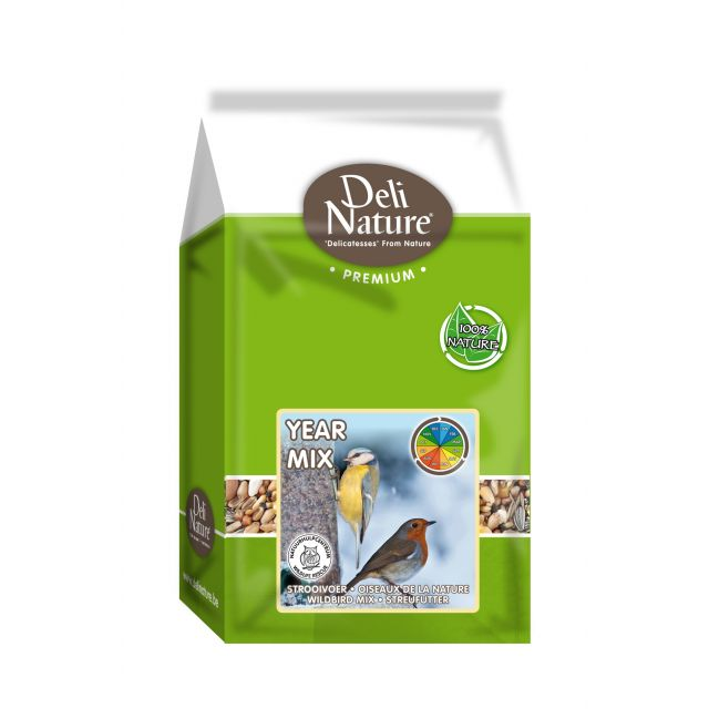 Deli Nature Year Mix (strooivoer) -1 kg