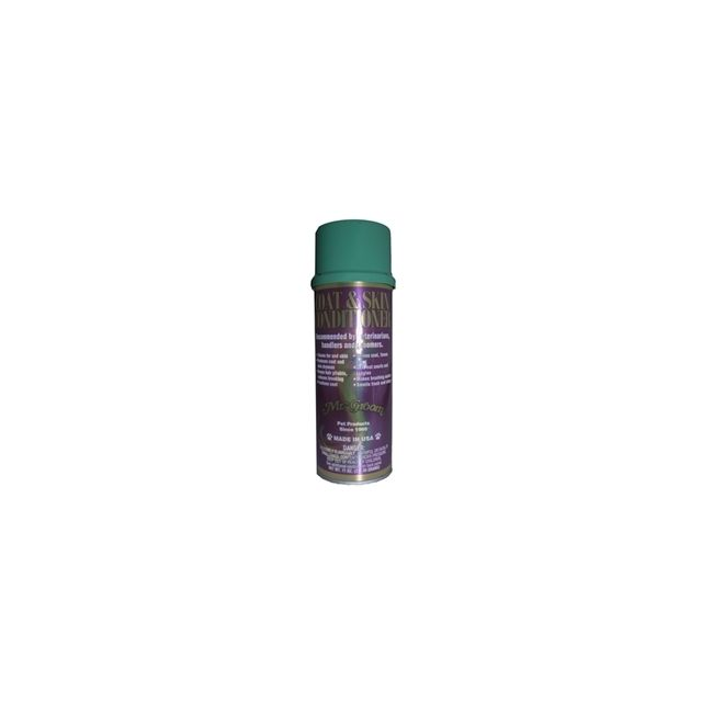 Mr groom Coat & Skin Conditioner & Glansspray