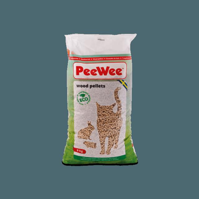 Peewee Houtkorrel - 9 kg