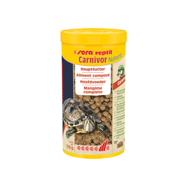Sera Reptil Professional Carnivore -1 liter