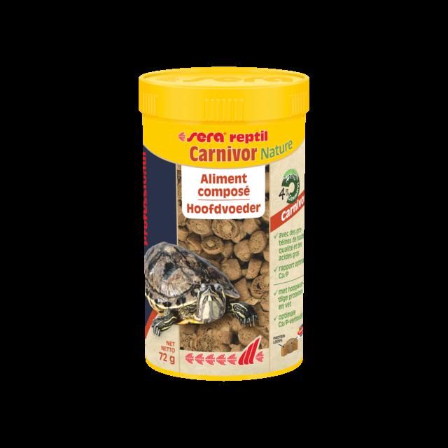 Sera Reptil Professional Carnivore -250 ml
