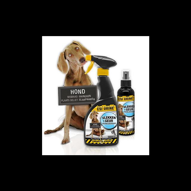 CSI Urine Hond / Puppy -500 ml