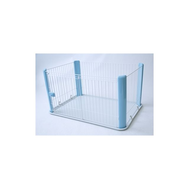 Puppyren Blauw - 113x79x61 cm