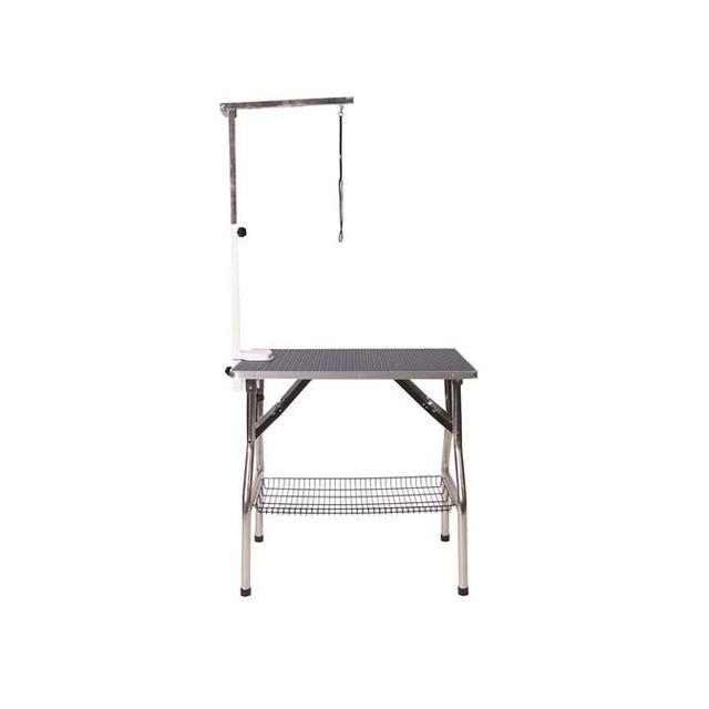 Tools-2-groom Trimtafel Opvouwbaar met Beugel - 81x52x78 cm