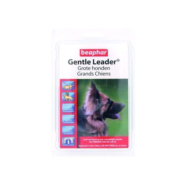 Beaphar Gentle Leader Black - Large