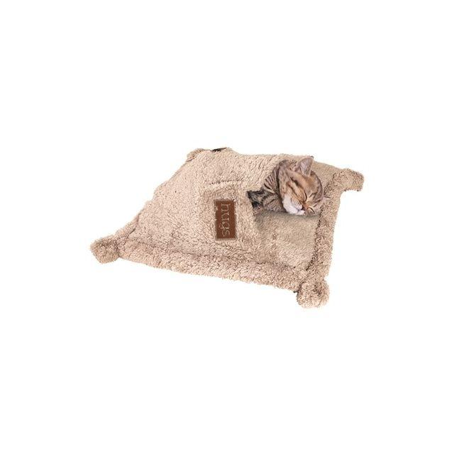 Happy Pet Kattenslaapzak Hugs Snuggle - 50 cm