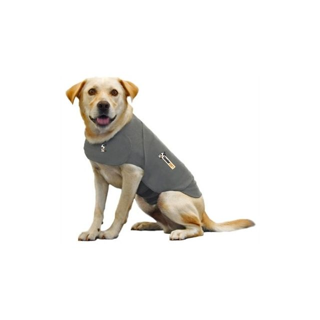 Thundershirt voor Angstige Hond Grijs - XS