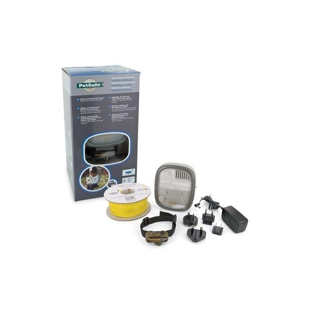 Petsafe Catfence Omheining met Halsband 4 Niveaus PCF-1000-20