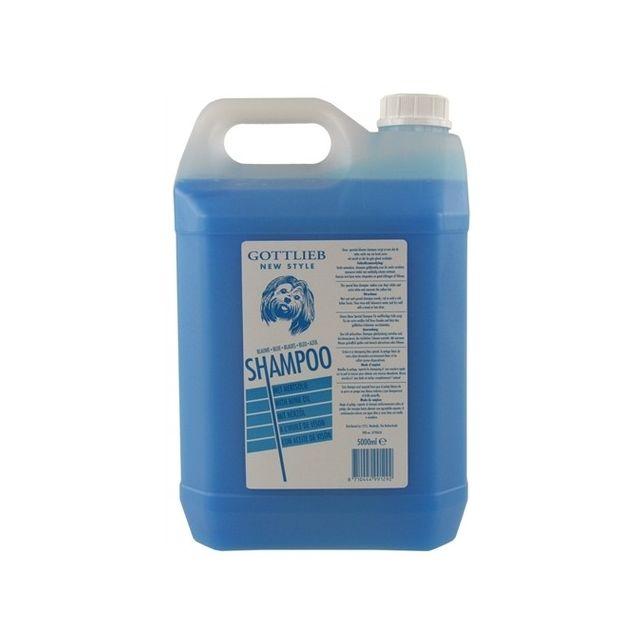 Gottlieb Shampoo Blauw - 5 liter