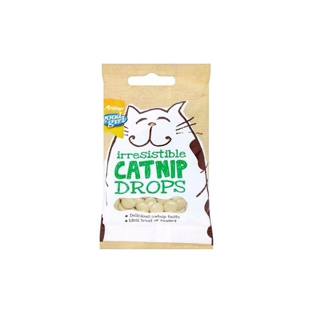 Irresistable Catnip Drops - 40 gr