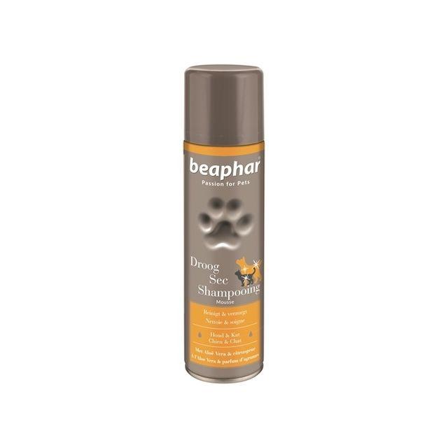 Beaphar Droogshampoo Mousse - 250 ml