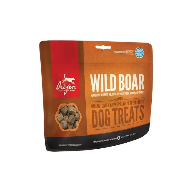 Orijen Gevriesdroogd Wild Boar Snoepjes -42,5 gram
