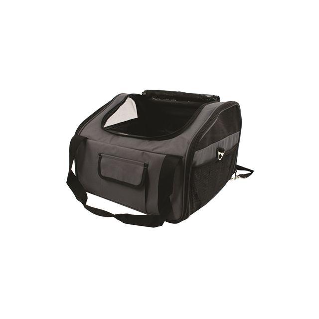 petcomfort autostoel grijs 41X34X30 CM
