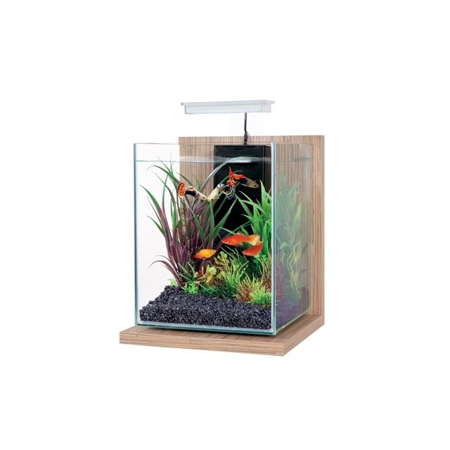 Zolux Aquarium Kit Jalaya Bamboo Beige -22x23x34,5 cm / 9,3 ltr