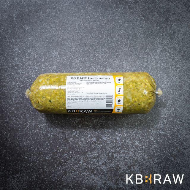 KB BARF Lamspens Gemalen - 1 kg