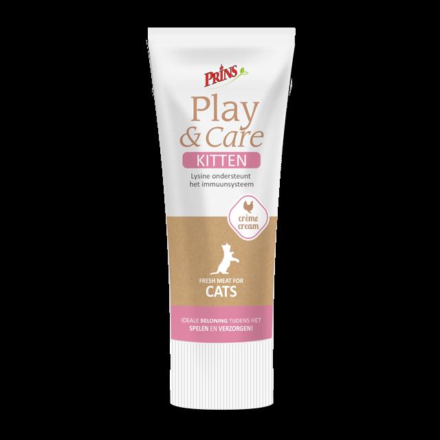 Prins Play & Care Cat kitten -75 gram