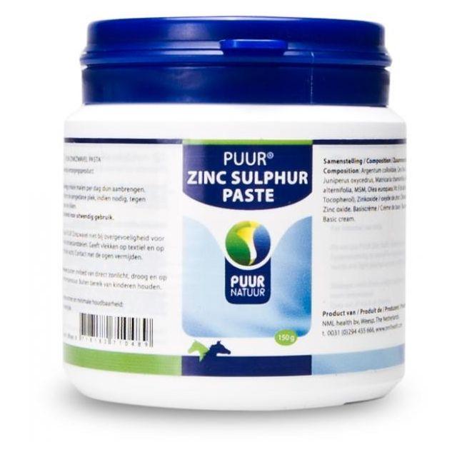 Puur Zinc Sulphur Paste -150 gram
