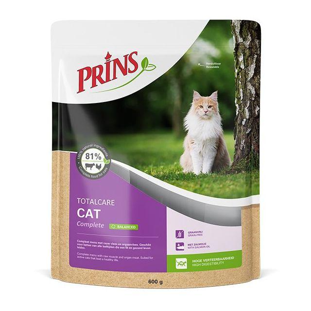 Prins Totalcare Cat indoor Complete - 600 gram