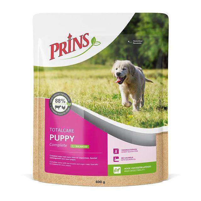 Prins Totalcare Hond Schijfjes Puppy Complete - 600 gr